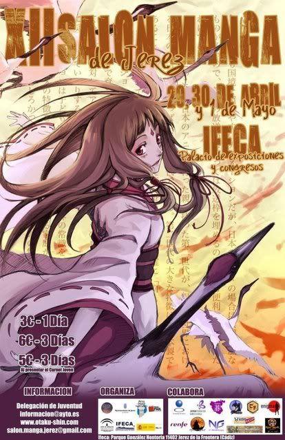 XII Salón del Manga de Jerez 2011 Cartel_salon_manga_jerez_2011_by_asociacion_otakushin-d3bgau5