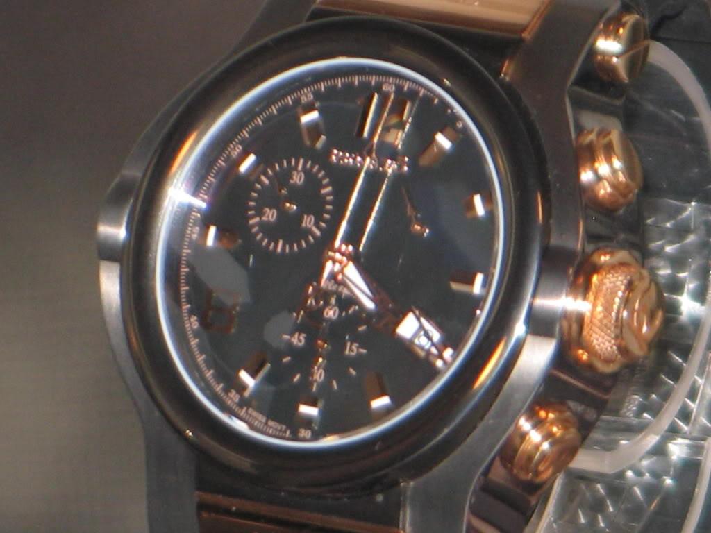 Watch-U-Got On 12/3/11 J177208-RenatoCollezioniT-RexMother-of-PearlBlackChronographWatch11