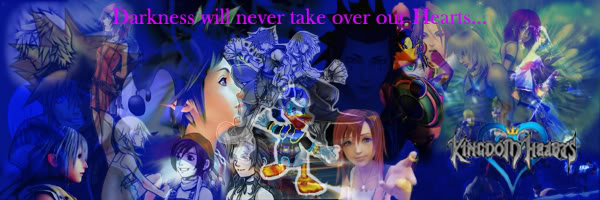 Kingdom Hearts Fansite Forum