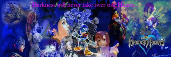 Kingdom Hearts Fansite Forum