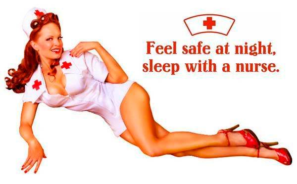Pour soutenir monoclodon Nurse