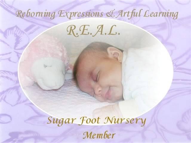 My Nursery Name for a Logo Sugar