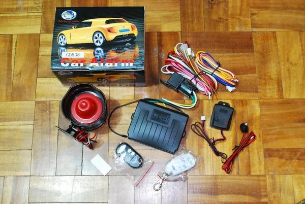 Cheapest HID in town, Banana Type wiper, Car Alarm etc DSC-0136-3
