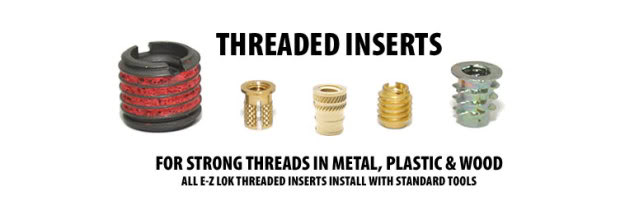 Thread Inserts ThreadInserts