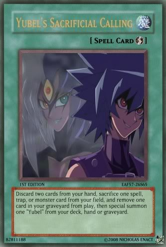 Yubel Infused Deck Yubels