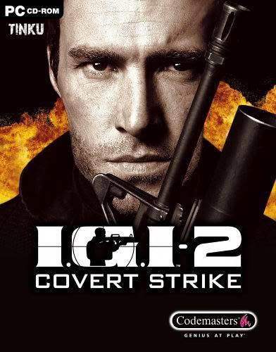 Project IGI 2 - Covert Strike - 180 MB IGI2cover