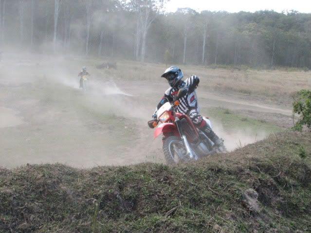 Another Aussie BRP jocky Mick