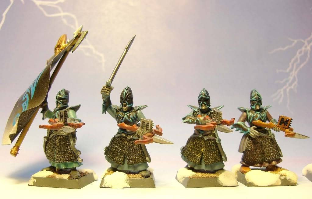 dark - dark elf crossbowmen CIMG4143
