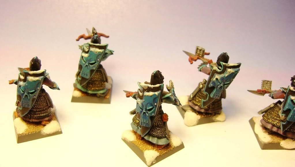 dark - dark elf crossbowmen CIMG4147