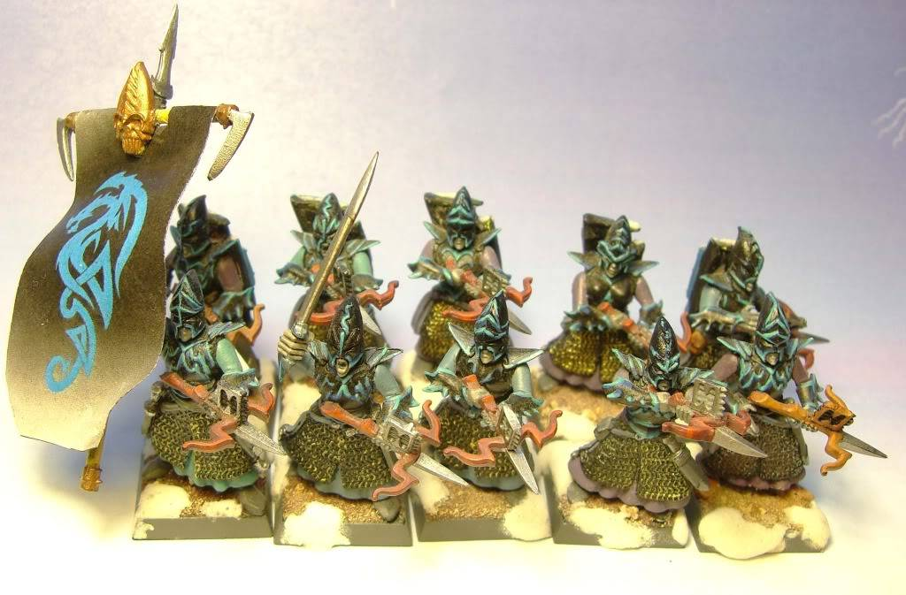 dark - dark elf crossbowmen CIMG4150