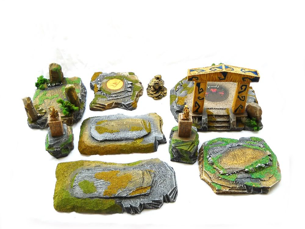 Warhammer 8th edition terrain on eBay Main