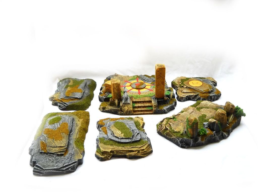 Warhammer 8th edition terrain on eBay Hillsmain