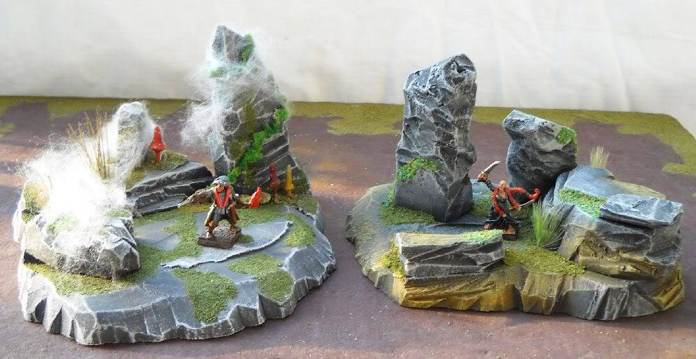 Warhammer 8th edition terrain on eBay Rockyhillmain