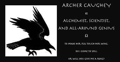 A Garden Sneak [Open] ArchersCard