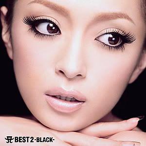 Ayumi Hamasaki *incompleto* ABEST2-BLACK-CD