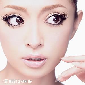 Ayumi Hamasaki *incompleto* ABEST2-WHITE-CD