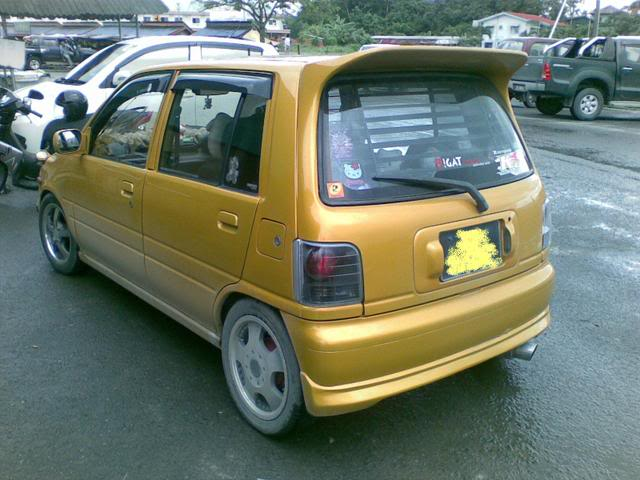 Kancil Moderno For Sell