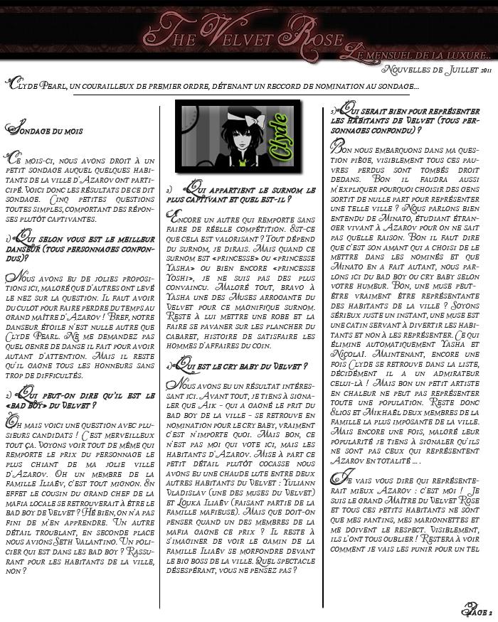 Cabaret Velvet Rose (Yaoi18+) Journal-page-2