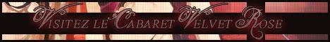 [Partenariat] CABARET VELVET ROSE  Logo468x60