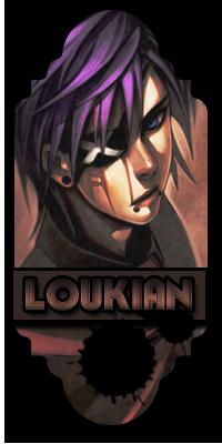 codage fiche présentation Loukian