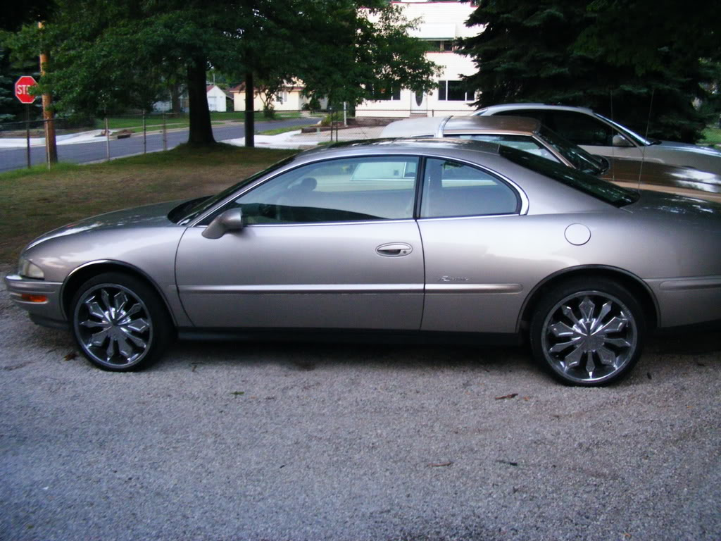 1997 Supercharged Riviera by Buick 021