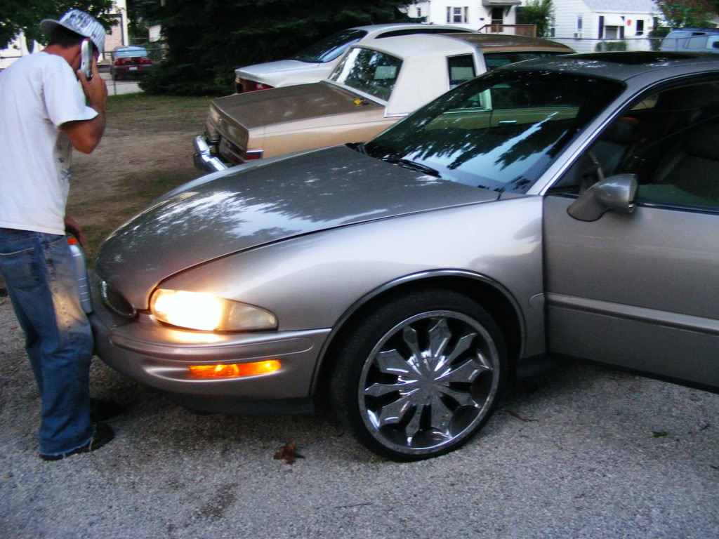 1997 Supercharged Riviera by Buick 024
