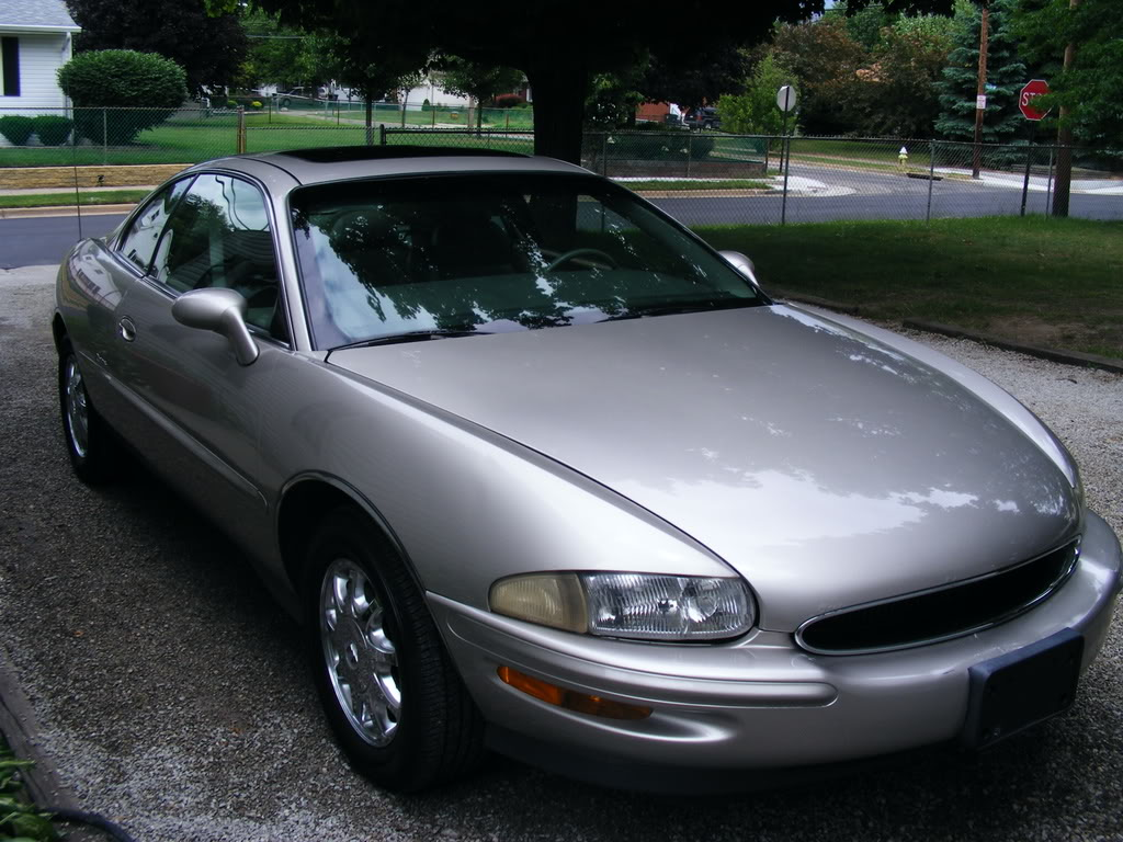 1997 Supercharged Riviera by Buick 034