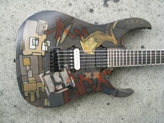 Guitars of Mike 11