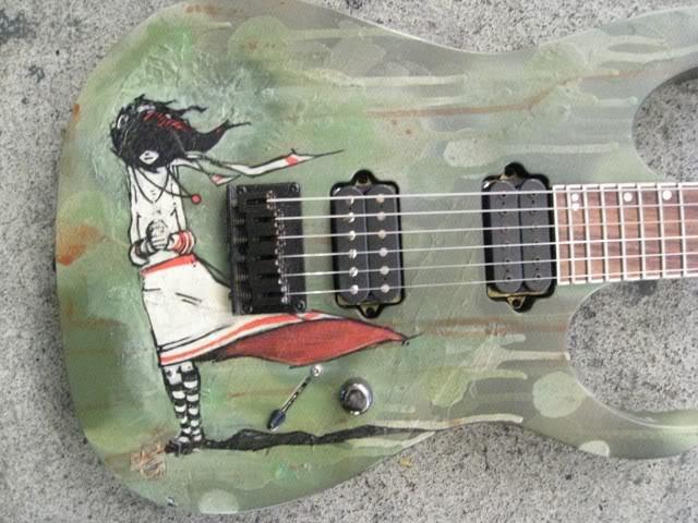 Guitars of Mike 3374-vi