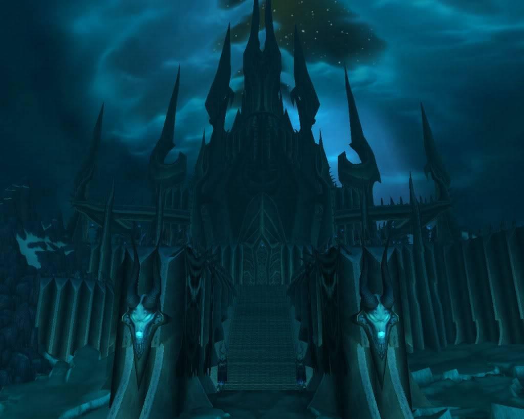 Behold... Icecrown Citadel IceCrownCitadel