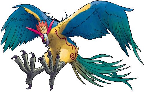 Kurogan clan Hawk Summons(WIP) 074-Bird04