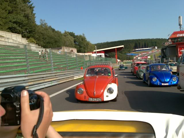Bug Show @ SPA FRANCORCHAMPS ! 01082009277