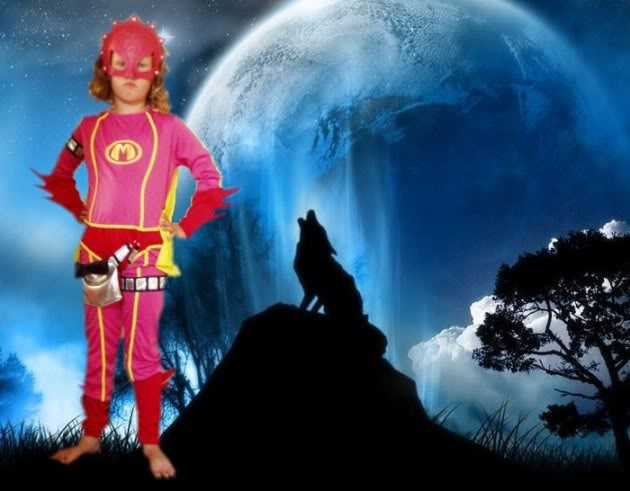 Belgiums new super girl Mega3