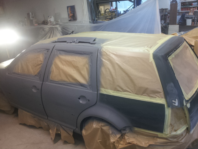 juh-o: Bagged familywagon VW Bora/golf IV UTE - Sivu 5 20130722_2024151