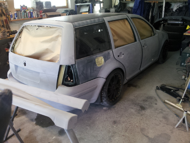 juh-o: Bagged familywagon VW Bora/golf IV UTE - Sivu 5 20130723_1813261