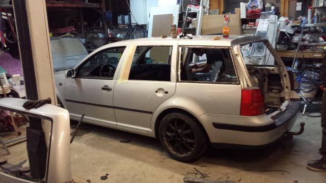 juh-o: Bagged familywagon VW Bora/golf IV UTE - Sivu 10 20141208_193554_1