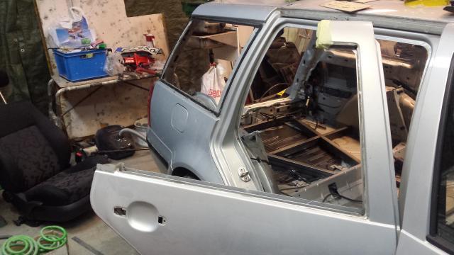 juh-o: Bagged familywagon VW Bora/golf IV UTE - Sivu 10 20141210_192646_1