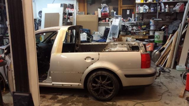 juh-o: Bagged familywagon VW Bora/golf IV UTE - Sivu 10 20141212_191032_1