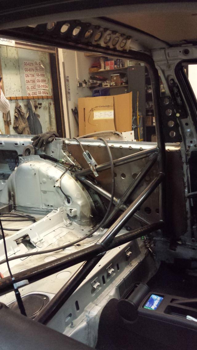 juh-o: Bagged familywagon VW Bora/golf IV UTE - Sivu 10 20141223_183201_1