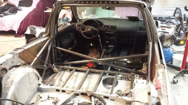 juh-o: Bagged familywagon VW Bora/golf IV UTE - Sivu 10 20141223_212132_1