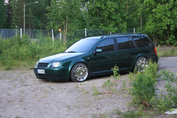 juh-o: Bagged familywagon VW Bora/golf IV UTE Boratphotoshoot132