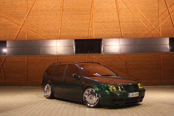 juh-o: Bagged familywagon VW Bora/golf IV UTE Nisukkaa010-1