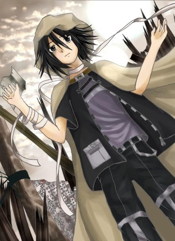 Characters. Anime_kid