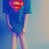 She wants to love me, woohoo Superman