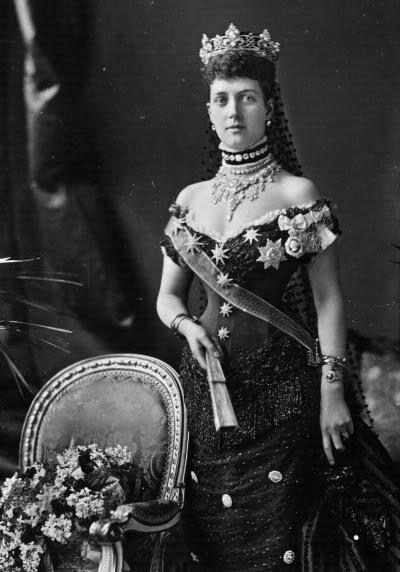 Alejandra y Eduardo VII - Página 2 AlexandraofWales