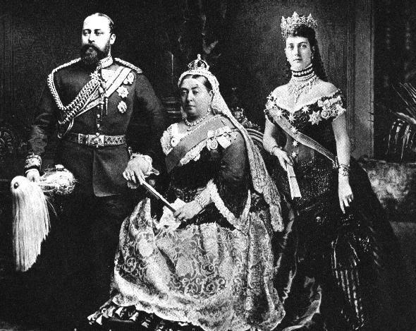 Alejandra y Eduardo VII - Página 2 Jubilee