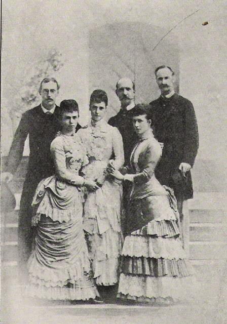 Principe Valdemar de Dinamarca y Princesa Maria de Orleans Loscincohermanos