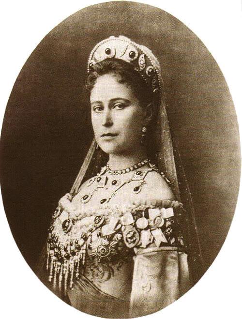 Nietos y bisnietos de Victoria Elizaveta4