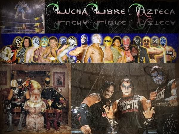 Lucha Libre Azteca
