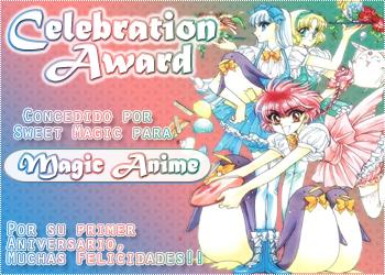 Los Awards que hemos recibido. CELEBR1